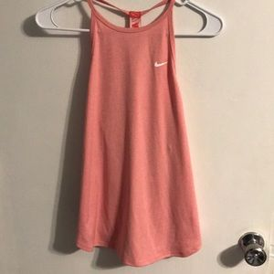Nike Other - Women's Pink Racer Back tank